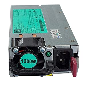 570451-101 - HP 1200W HE PLATINUM Hot Plug PSU for Proliant Servers.