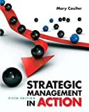 img - for Strategic Management in Action (5th Edition) by Coulter, Mary 5th (fifth) Edition [Paperback(2009)] book / textbook / text book