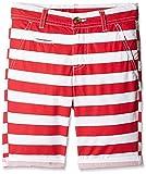 UCB Kids Boys' Shorts (16P4POPC0197I901_Red_M)