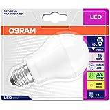 Osram LED Star Classic A60 10W (ersetzt 60 Watt)- 827, Sockel E27, 130 Grad in Normallampenform matt extra warmton, 220-240 Volt 43602B1