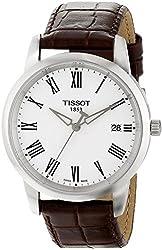 Tissot Classic Dream White Dial Men's Watch #T033.410.16.013.01