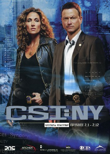C.S.I. New York - Stagione 02 #01 (Eps 01-12) (3 Dvd) [Italia]
