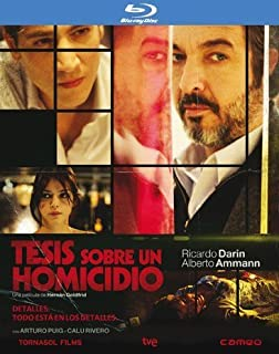Watch Thesis on a Homicide movie online for free - TwoMovies