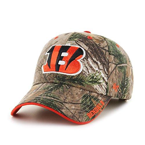 NFL '47 Frost MVP Camo Adjustable Hat by Twins Enterprise/47 Brand