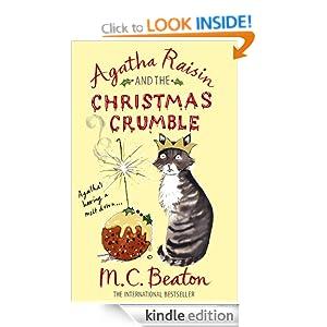 Agatha Raisin and the Christmas Crumble (short story) M.C. Beaton