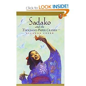 Sadako and the Thousand Paper Cranes Book Unit