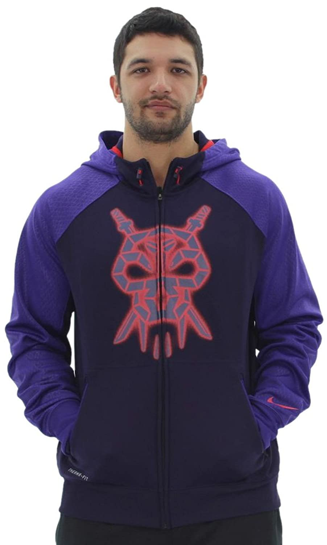 Nike Kobe Bryant Men's Mamba Zip Hoodie Therma-Fit Black Size XL nike рюкзак kobe mamba xi backpack