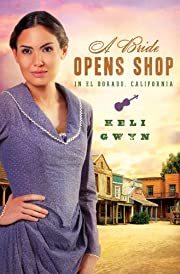 A Bride Opens Shop in El Dorado, California (Brides & Weddings)