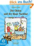 Die Olchis und der blaue Nachbar: eBook