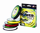 Power Pro 10 -Pounds - 150 yard (Hi- Visibility Yellow)