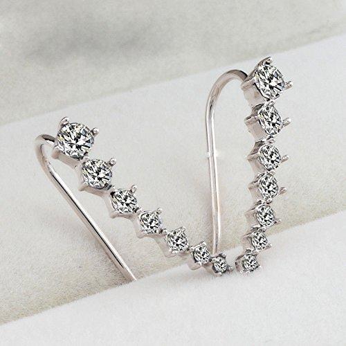 ggg-brillant-strass-diamant-boucles-doreilles-crochet-doreillecolorsilver