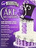2014 Wilton Yearbook Cake Decorating