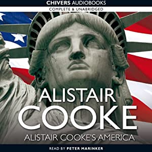 Alistair Cooke's America Audiobook