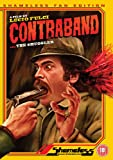 Contraband Uncut with Limited Edition Lenticular [DVD]