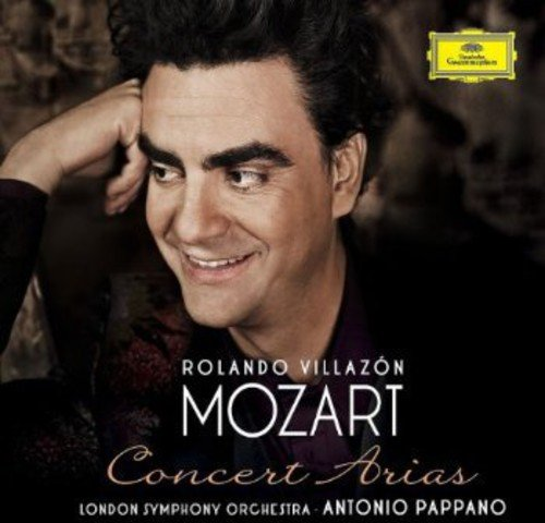 CD : Rolando Villaz n - Mozart: Concert Arias (United Kingdom - Import)