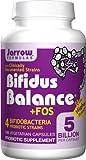 Jarrow Formulas, Bifidus Balance + Fos, 100 Vegetarian Capsules