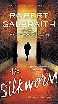 The Silkworm by Robert Galbraith ebook deal