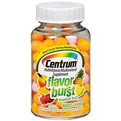 Centrum Multivitamin Adult Chews, 120 ct