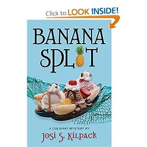 Banana Split: A Culinary Mystery (Culinary Mysteries)