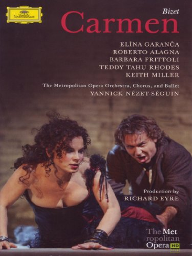 Bizet: Carmen (The Metropolitan Opera LIVE in HD)