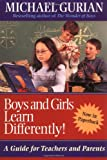 Boys and Girls Learn Differently!: A Guide for Teachers and Parents (0787961175) by Philip Carter