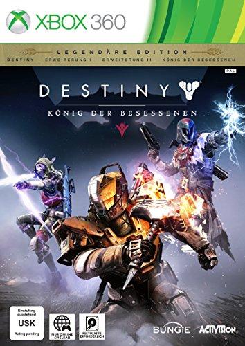 Destiny - König der Besessenen - [Xbox 360]