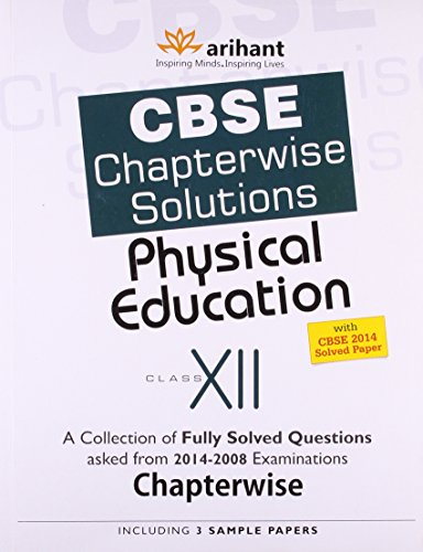 Chapterwise Question - Answers CBSE Physical Education Image