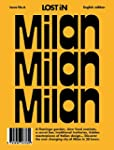 Lost in travel guide Milan