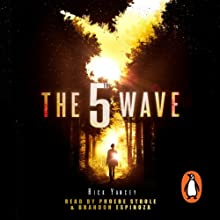 The 5th Wave (       UNABRIDGED) by Rick Yancey Narrated by Phoebe Strole, Brandon Espinoza