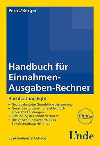 Handbuch für Einnahmen-Ausgaben-Rechner: Buchhaltung light