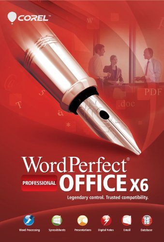 Wordperfect Office X6 Pro [Download]
