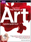 Power of Art - Inspiration gro�er Kunst [4 DVDs] WELT Edition