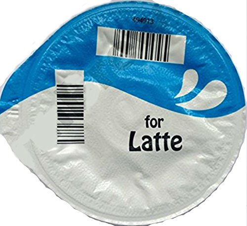 Purchase 24x TASSIMO COSTA LARGE LATTE MILK CREAMER ONLY PODS (NO COFFEE CAPSULES) LOOSE - E.U. Xtores