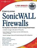 img - for Configuring SonicWALL Firewalls book / textbook / text book