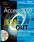 img - for Microsoft Access 2010 Inside Out book / textbook / text book