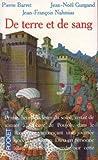 img - for De terre et de sang book / textbook / text book