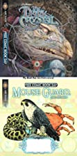 The Dark Crystal/Mouse Guard Free Comic Book…