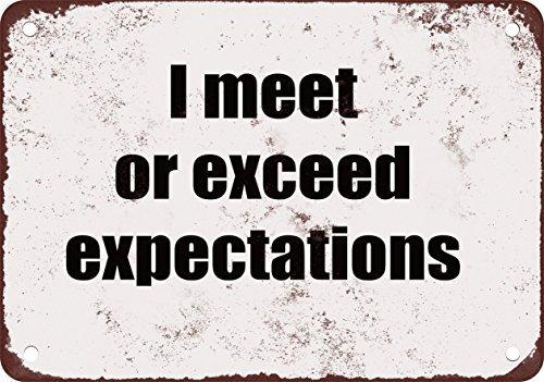 i-soddisfare-o-superare-aspettative-divertente-metallo-tin-sign-203-x-305-cm