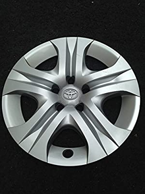 "Genuine Toyota (42602-0R020) 17"" Wheel Cover"