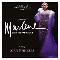 Marlene:�A Tribute to Dietrich - Original Cast Recording