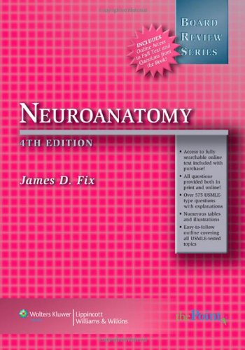 Brs Neuroanatomy (Board Review Series)
