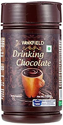 Weikfield Choclolate Drinking Powder 100 grms discount deal