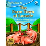 Farm Animals Book for Children - Story Box #1: Farm Town of Loosely