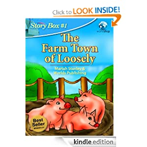 FarmTown Story for children