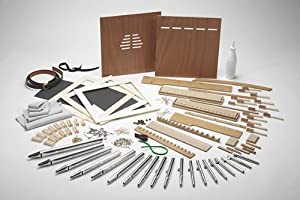 EMS 2ft Portative Organ Kit, BUILD YOUR OWN!
