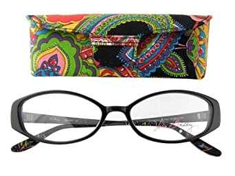 Vera Bradley 3040 Symphony in Hue Reading Glasses w/ Matching Case in 0.50