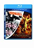 Pack: Indomable + El Reino Prohibido [Blu-ray]