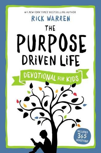 The Purpose Driven Life Devotional for Kids (Devotions For Kids compare prices)