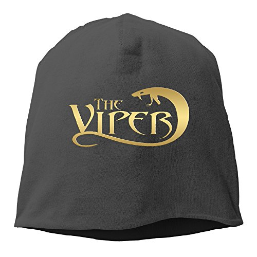 Unisex The Vaper RKO Cool Skully Cap Slouch Beanie Hat Black (Corky Devil compare prices)