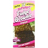 No Pudge! Fat Free Fudge Brownie Mix, Original, 13.7-Ounce Boxes (Pack of 6) ~ No Pudge!